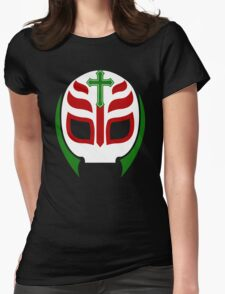 Rey Mysterio Womens Fitted T-Shirt