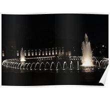 DC Fountains Poster