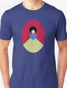 Simplistic Princess #6 T-Shirt