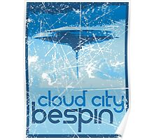 Cloud city BESPIN Poster