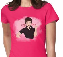 V. Rizzo Womens Fitted T-Shirt
