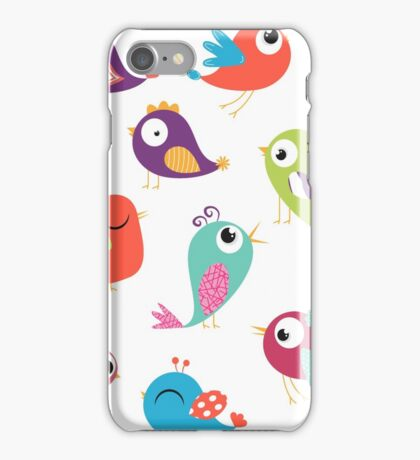 Tweets iPhone Case/Skin