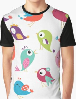 Tweets Graphic T-Shirt