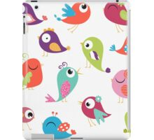 Tweets iPad Case/Skin