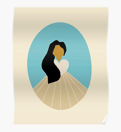 Simplistic Princess #8 Poster