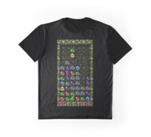 Puyo Puyo pattern v3 Graphic T-Shirt