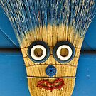 broom head by Steve Small