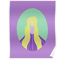 Simplistic Princess #10 Poster