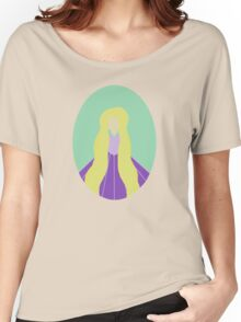 Simplistic Princess #10 Women's Relaxed Fit T-Shirt