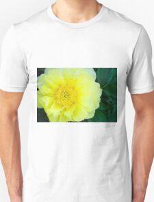 Yellow Peony T-Shirt