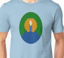Simplistic Princess #11 Unisex T-Shirt