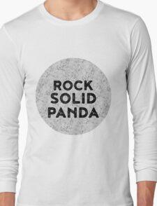 Rock Solid Panda band shirt - The Mortal Instruments T-Shirt