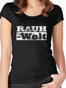 RAUH-Welt 993 Women's Fitted Scoop T-Shirt