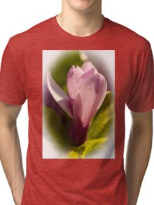 Magnolia Blossom Tri-blend T-Shirt