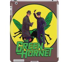 Funny Green Hornet iPad Case/Skin