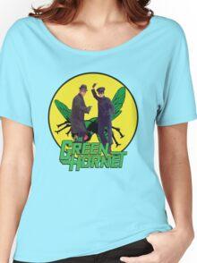 Funny Green Hornet Women's Relaxed Fit T-Shirt
