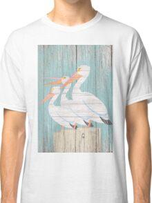 Pelican Wood Classic T-Shirt