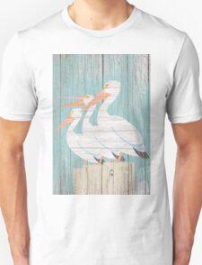 Pelican Wood T-Shirt