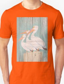 Pelican Wood T-Shirt