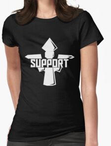 Support (League of legends) Womens Fitted T-Shirt