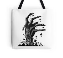 Undead hand Tote Bag