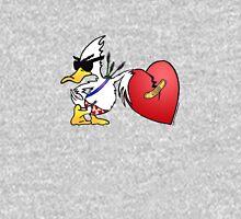 Valentine's Day Duck Unisex T-Shirt