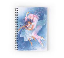 Utena&Anthy x Blue Spiral Notebook
