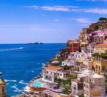 Love Of Poistano Italy Sticker