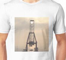 Container Crane Unisex T-Shirt