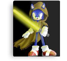 Sonic Skywalker Metal Print