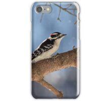 Red Headed Bird Photograph iPhone Case/Skin
