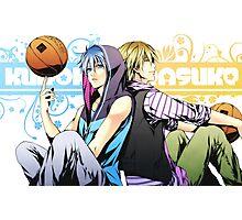kuruko no basket Photographic Print
