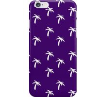 Cartoon Palm Tree iPhone Case/Skin
