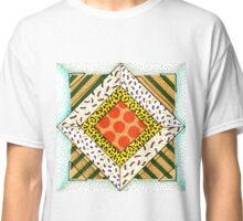 Geometric Mix Classic T-Shirt