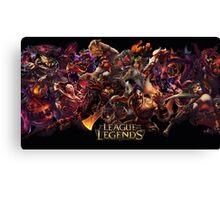 leauge of legends Canvas Print