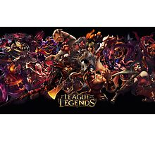 leauge of legends Photographic Print