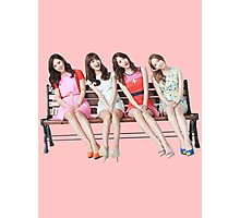 SNSD: Girl's Generation Photographic Print