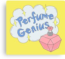 Perfume Genius tee Canvas Print