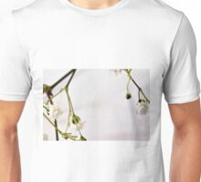 Baby's Breath Macro Unisex T-Shirt