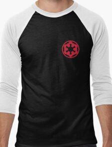 Simple EMPIRE logo Men's Baseball ¾ T-Shirt