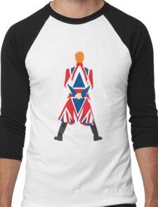 Earthling Men's Baseball ¾ T-Shirt