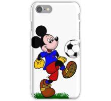 Cover baby minnie e topolino iPhone Case/Skin