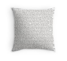 The tale of aragorn and arwen Throw Pillow