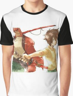 The boy and the beast Graphic T-Shirt