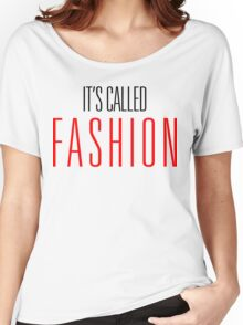 It's Called Fashion Women's Relaxed Fit T-Shirt