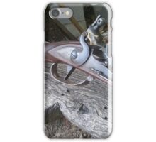 Flintlock Gun 1 iPhone Case/Skin