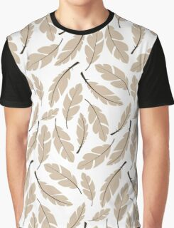 Feathers 008 Graphic T-Shirt