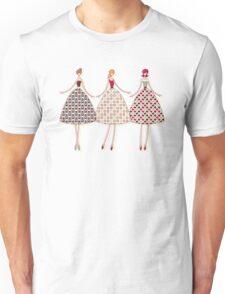 Retro Models Unisex T-Shirt