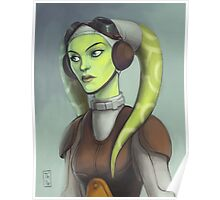 Star Wars - Hera Poster