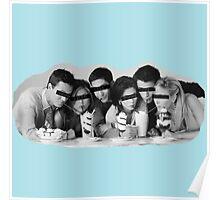 Friends TV series main cast Poster